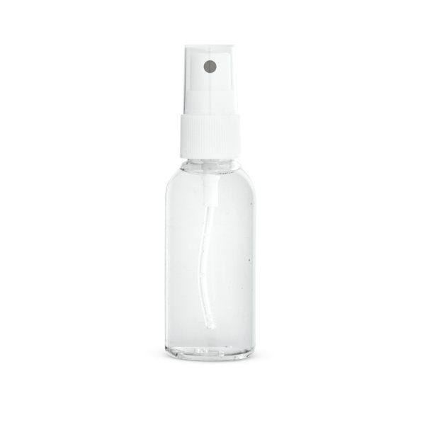 HEALLY 50. Hand cleansing alcohol base spray 50 ml
