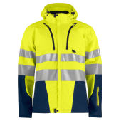 PROJOB 3 LAYER JACKET HV YELLOW/NAVY 4XL