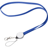 ABS 2-in-2 keycord rood