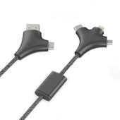 Xoopar WY Charging Cable - black