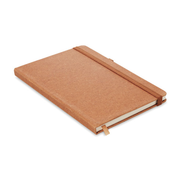 BAOBAB - Recycled PU A5 lined notebook