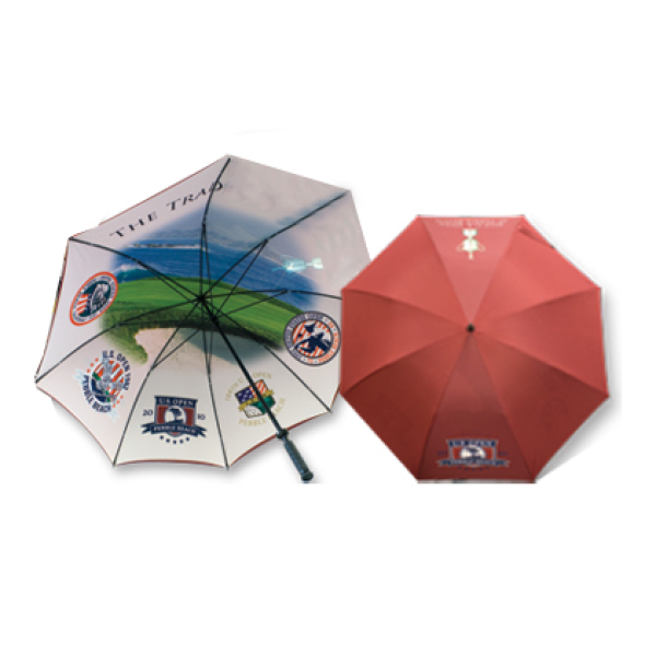 30 inches double layer umbrella