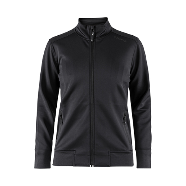 Noble Zip Jacket Wmn