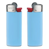 J25 Lighter BO red_BA white_FO red_HO chrome