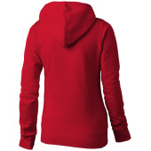 Alley dames sweater met capuchon - Rood - S