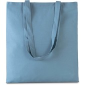 Basic shopper delphinium blue one size