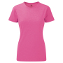 Ladies HD T-Shirt XL Pink Marl