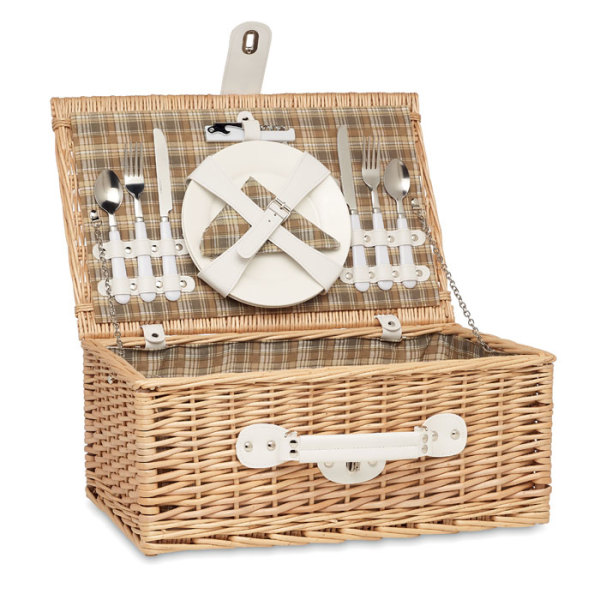 MIMBRE - Wicker picnic basket 2 people