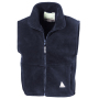 Junior Polartherm™ Bodywarmer XXS (3-4) Navy