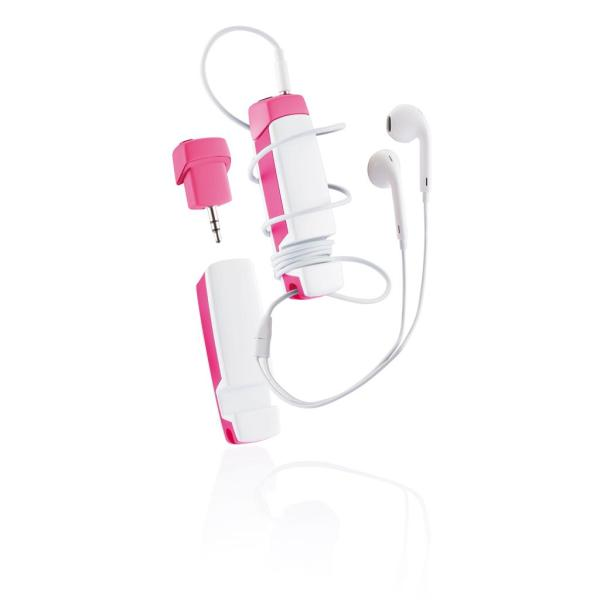 Jam 4-in-1 audio multitool, roze