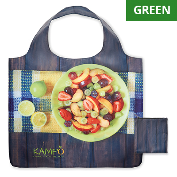 XL RPET foldable shopping bag