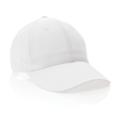 Impact 6 panel 190gr gerecycled katoenen cap met AWARE™ trac