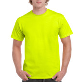 Gildan T-shirt Ultra Cotton SS Safety Green S