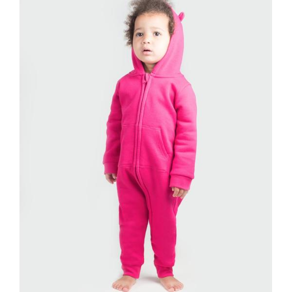 Baby/Toddler Fleece All In One