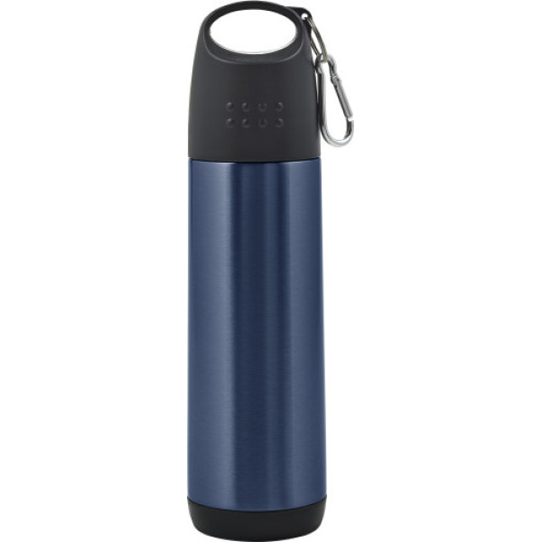 Aluminium double walled bottle