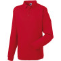 Heavy duty collar sweatshirt classic red 3xl