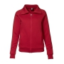 Cardigan sweatshirt Red, XS