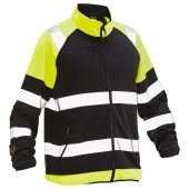 5127 Softshell light jacket Hi-Vis zwart/geel xs