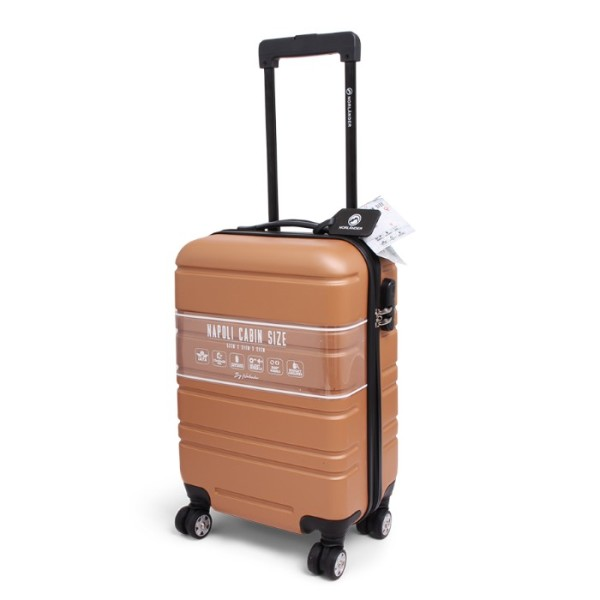 Cabin Size Trolley Napoli Gold