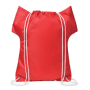 Drawstring bag in TOp aanvraagshirt shape