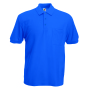 65/35 Pocket Polo, Royal Blue, S, FOL
