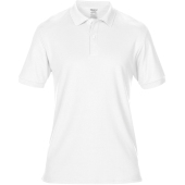 Dryblend® adult double piqué polo