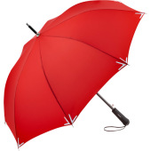 AC regular umbrella Safebrella® LED - red