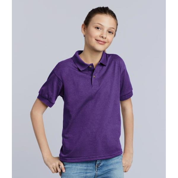 Kids DryBlend® Jersey Polo Shirt