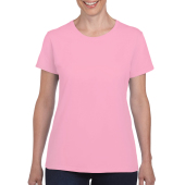 Gildan T-shirt Heavy Cotton SS for her Light Pink XXL