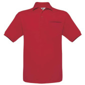 Safran pocket polo shirt