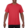 Gildan T-shirt Performance SS for him red XXXL