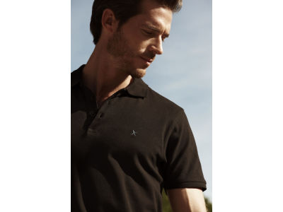 Harvest Eagle polo men