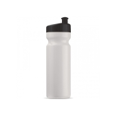 Bidon 750ml Full-Color druk wit / zwart
