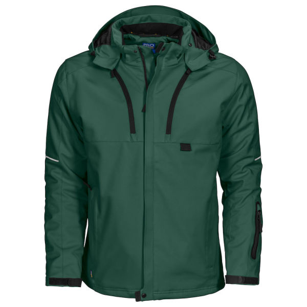 3407 Padded Functional Jacket.
