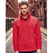 Adult's Quarter Zip Outdoor Fleece