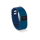 Activity Tracker donker blauw