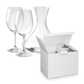 BORDEAUX. Wine set