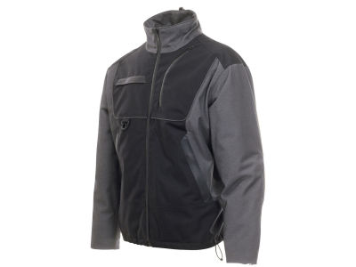4408 PADDED JACKET GREY XXXL