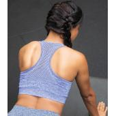 Ladies Seamless Crop Top
