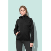 Stedman Jacket Hooded Scuba for her