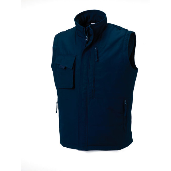 Heavy duty gilet