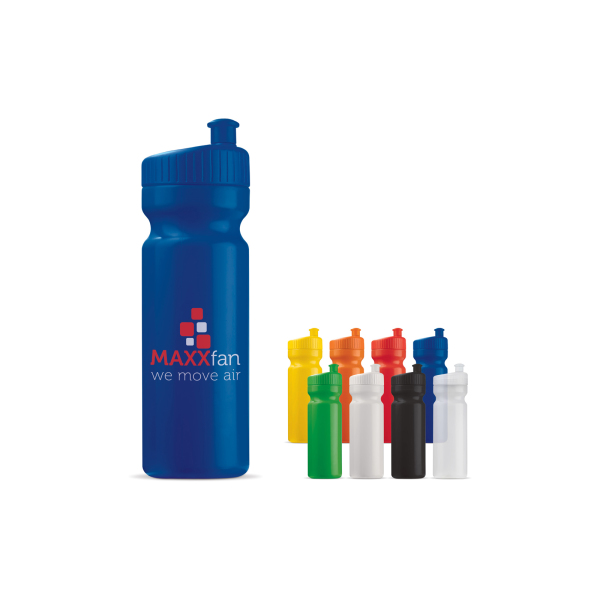 Bedrukte Sportbidon design 750ml