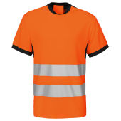 6009 T-shirt Orange/Black XXL