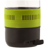 Ace 500 ml tritan sportfles met Bluetooth® speaker - Lime