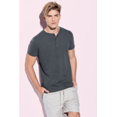Stedman T-shirt Henley Shawn SS for him