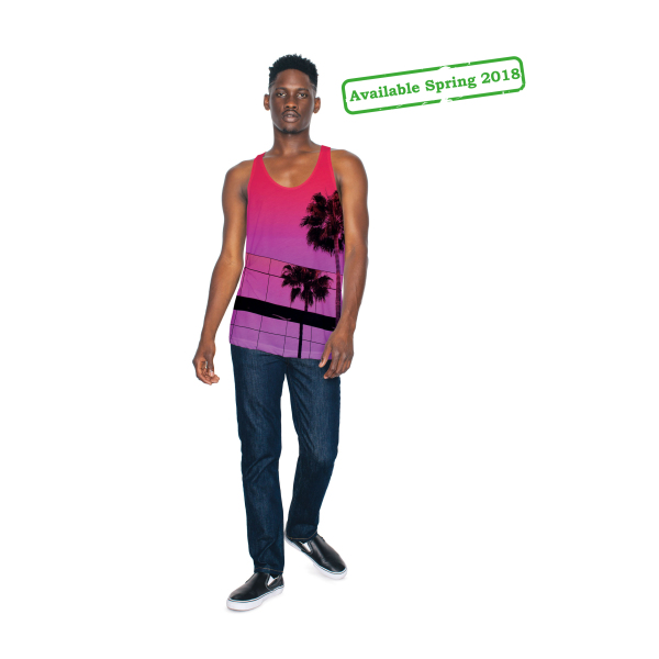 AMA Tanktop Sublimation