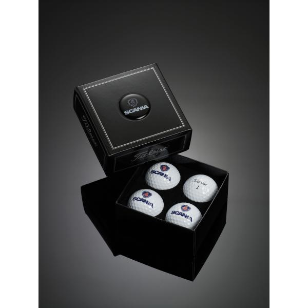 Titleist 4 Ball Doming Box