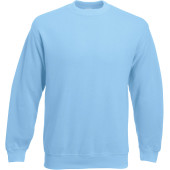 Classic set-in sweat (62-202-0) sky blue xl
