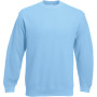 Classic set-in sweat (62-202-0) sky blue 'l