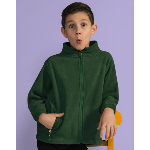 Kids' Full Zip Fleece